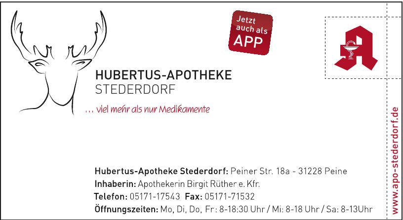 Hubertus-Apotheke Stederdorf
