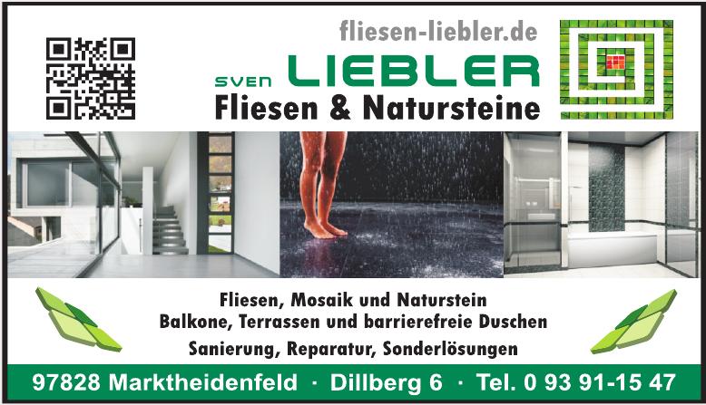 Sven Liebler Fliesen & Natursteine