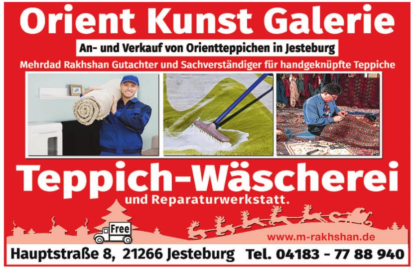 Orient Kunst Galerie Jesteburg
