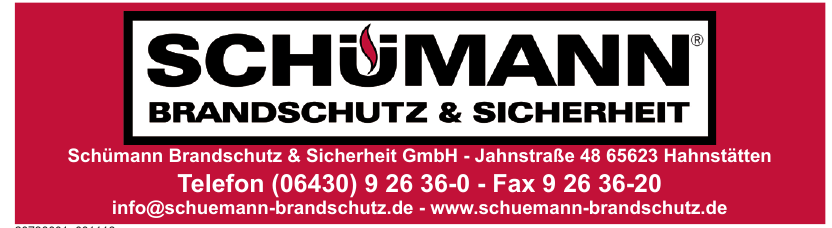 Schümann Brandschutz & Sicherheit GmbH