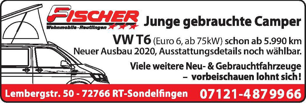 Fischer Wohnmobile-Reutlingen