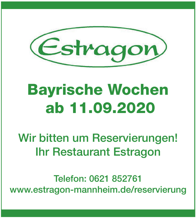 Restaurant Estragon