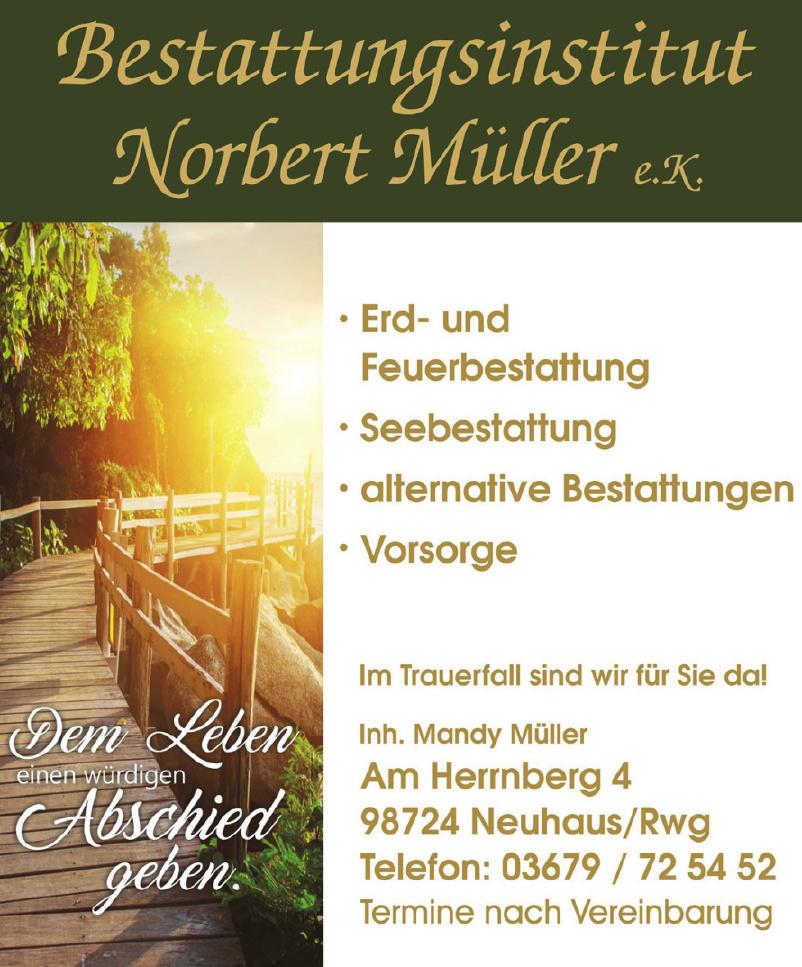 Bestattungen Norbert Müller