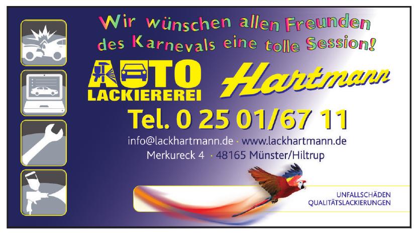 Autolackiererei Hartmann