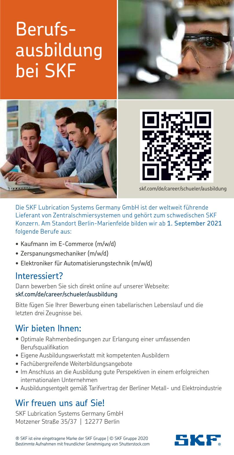 SKF Lubrication Systems Germany GmbH