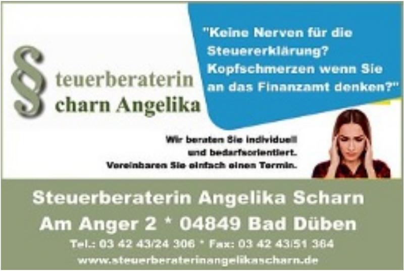Steuerberaterin Angelika Scharn