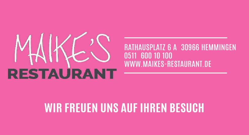 Maike´s Restaurant