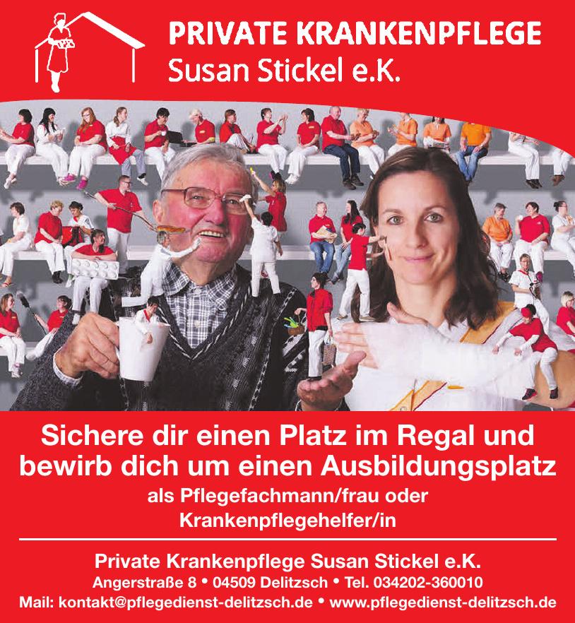 Private Krankenpflege Susan Stickel e.K.
