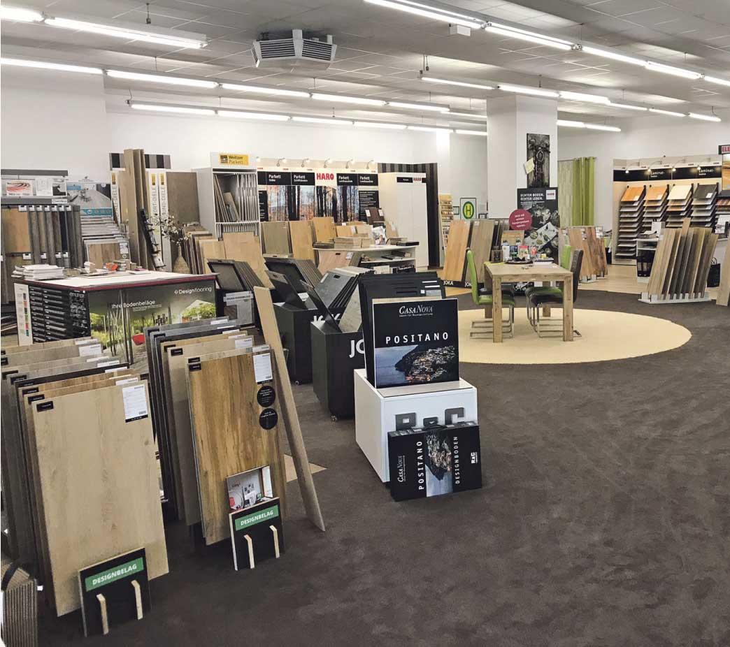 Ein neuer Fußbodenbelag muss sowohl zu Haus und Wohnung als auch zu den Bewohnern passen. Wer sich von neuen Ideen und Trends inspirieren lassen will, sollte die Ausstellung im Fußbodenstudio Saeger aufsuchen.
