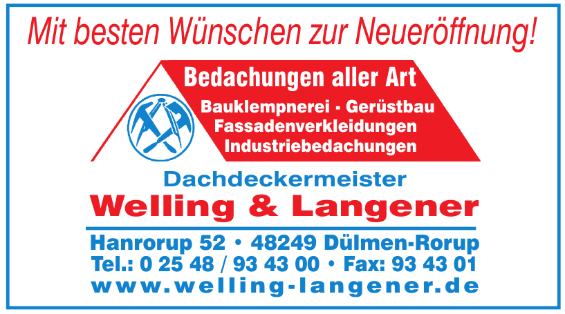 Welling & Langener GmbH & Co. KG