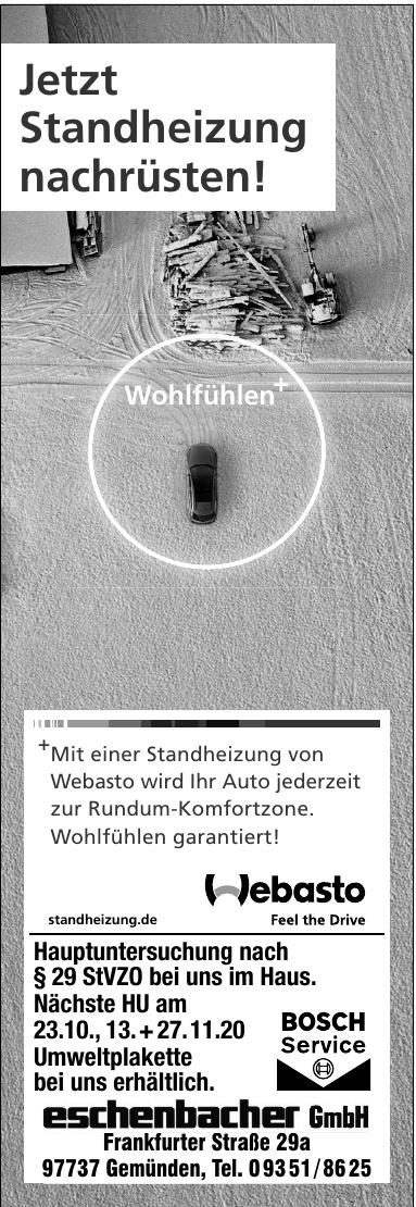 Webasto Eschenbacher GmbH