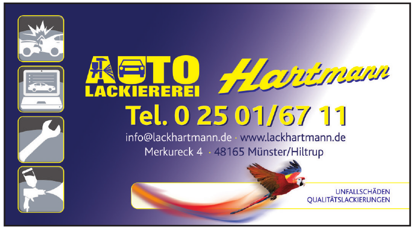 Auto Lackiererei Hartmann