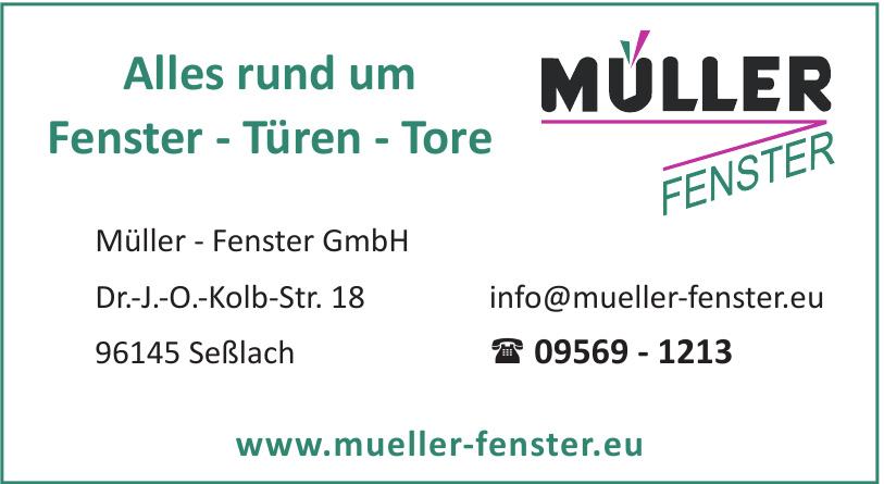 Müller-Fenster GmbH