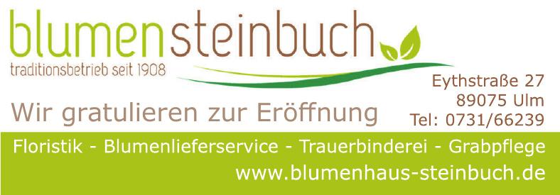 Blumen Steinbuch