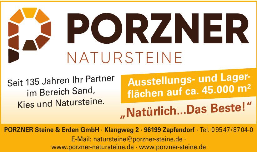 Porzner Steine & Erden GmbH