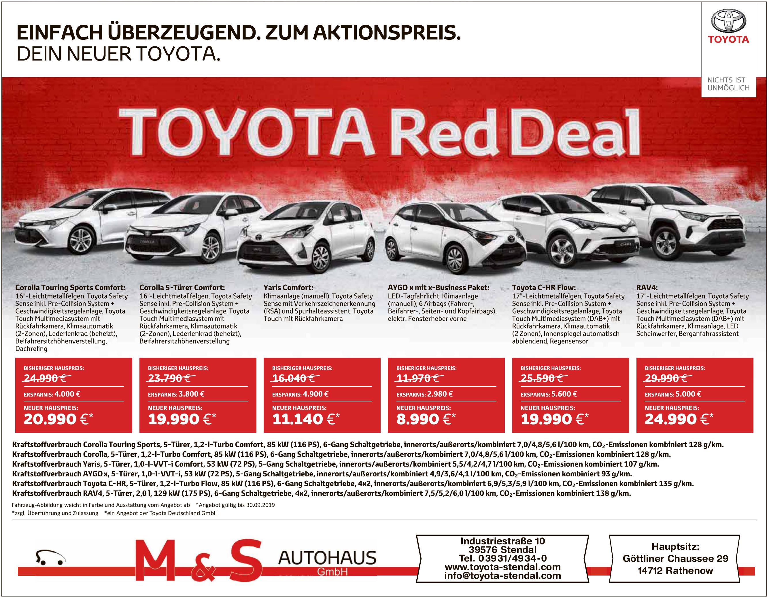 M&S Autohaus GmbH