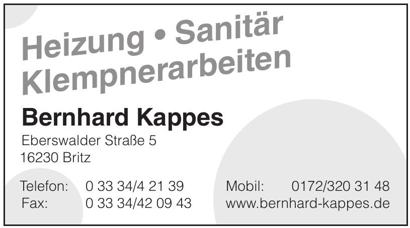 Bernhard Kappes