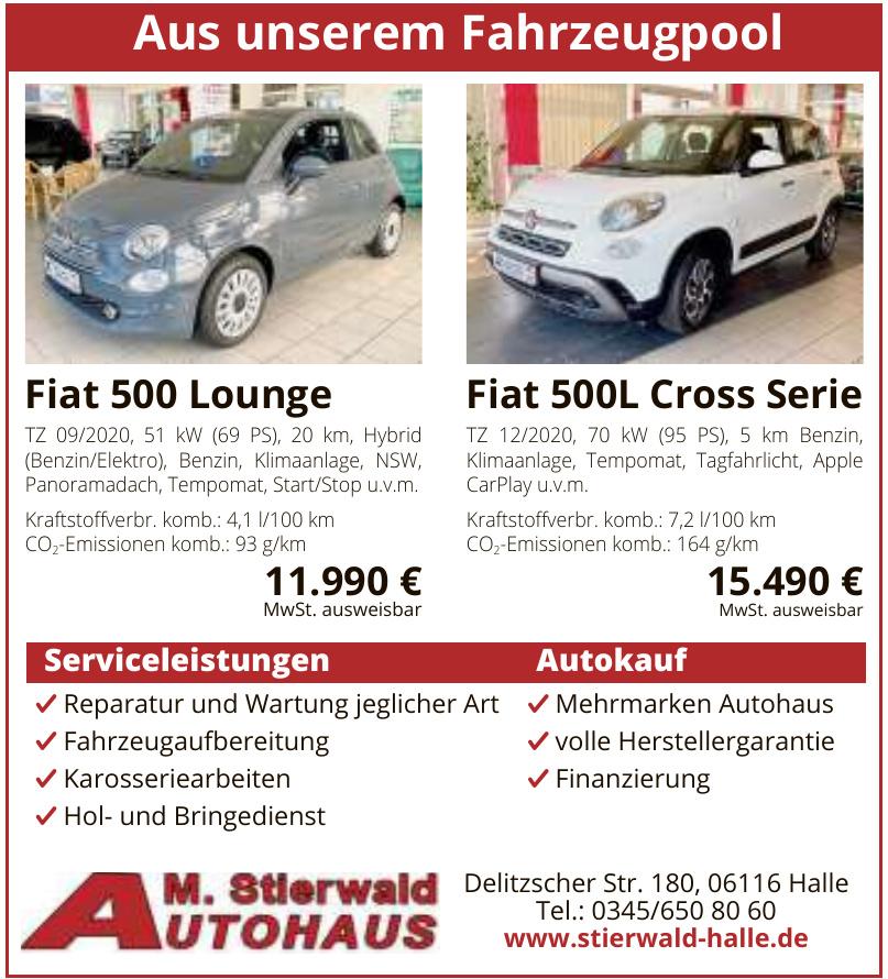 Autohaus M. Stierwald