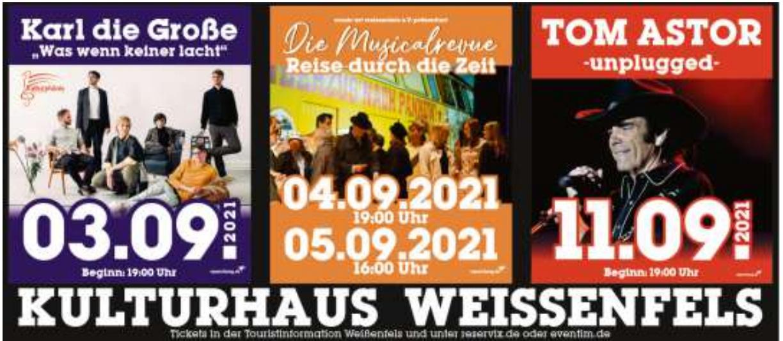 Kulturhaus Weissenfels