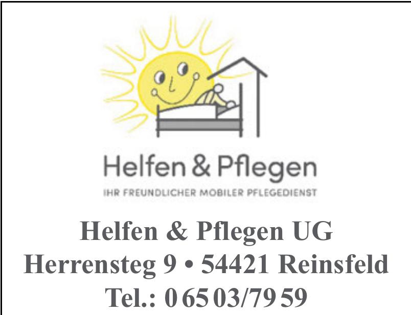 Helfen & Pflegen