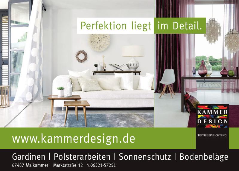 Kammer Design