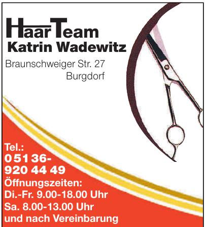 Haar Team Katrin Wadewitz