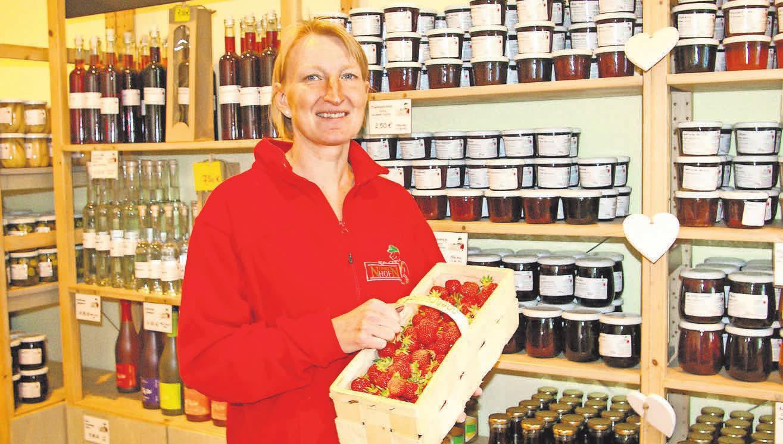Friederike Nöhre empfiehlt Ketchup oder Chutney aus Erdbeeren.