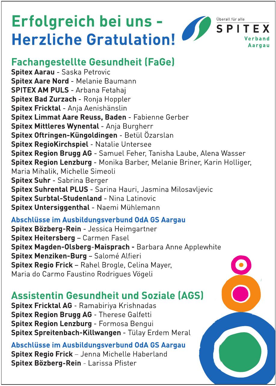 Spitex Verband Aargau