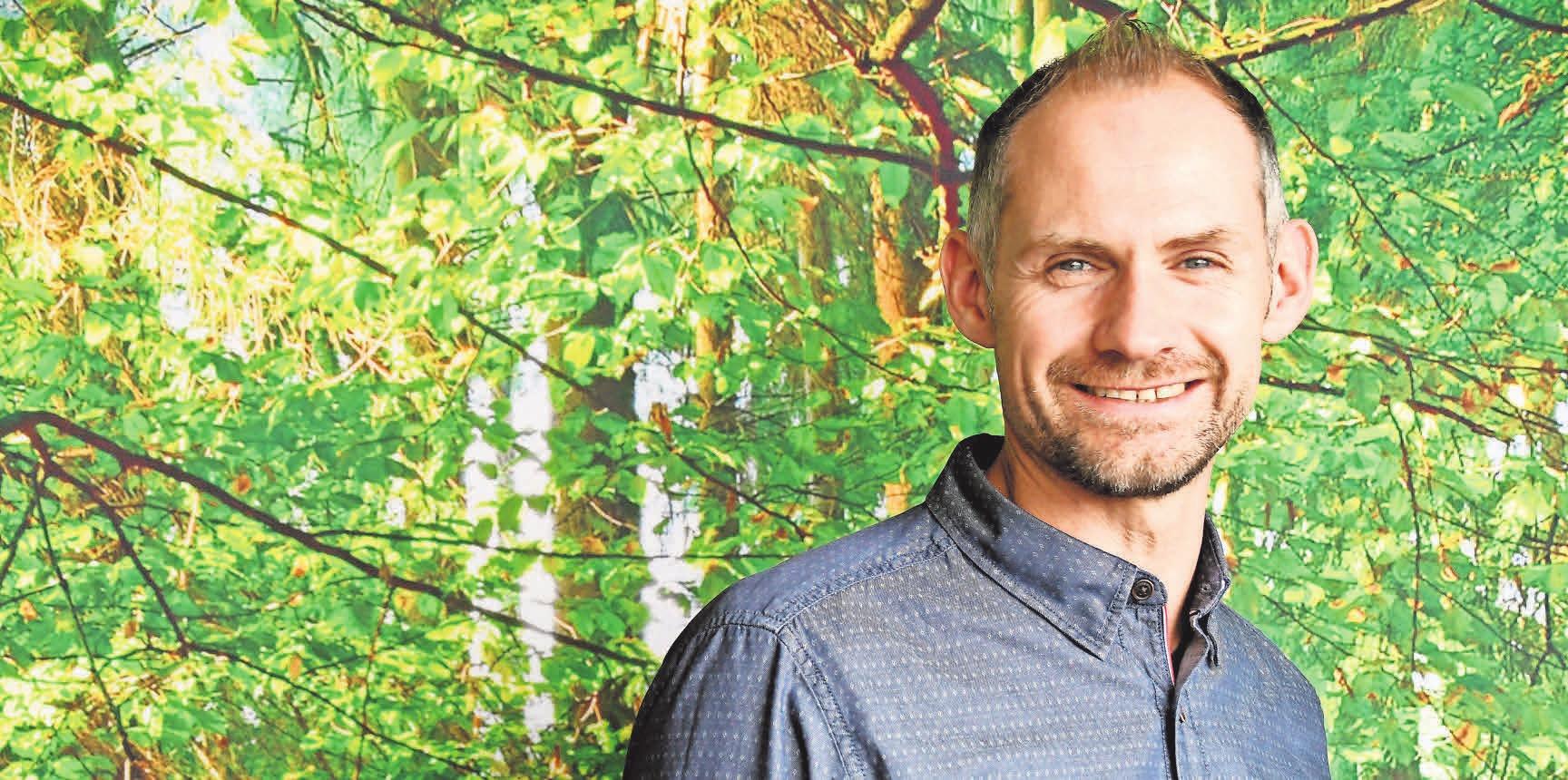 Marc Schiller, Inhaber und Geschäftsführer von futureFit, bietet ein umfangreiches Angebot.