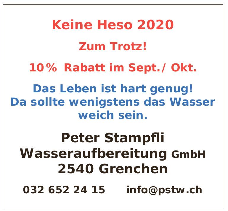 Peter Stampfli Wasseraufbereitung GmbH