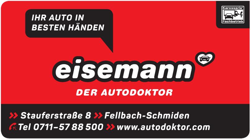 Karosserie Eisemann Lack & Pflegeservice