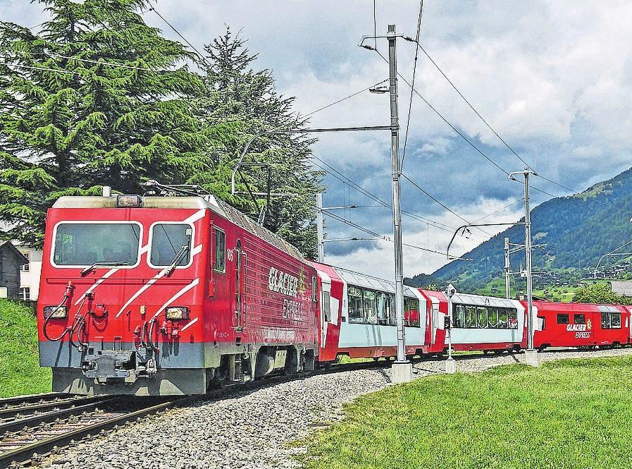 Grosse Alpenrundfahrt «Villars-sur-Ollon»  Image 5