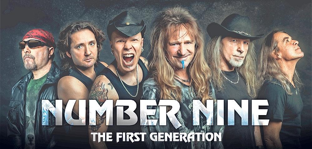 """Nicht nur ältere Rockfans werden heute Abend bei Hits wie """"Don't stop believin'"""" von Journey oder """"Jukebox Hero"""" von Foreigner auf ihre Kosten kommen. Foto: Number Nine – The First Generation"""