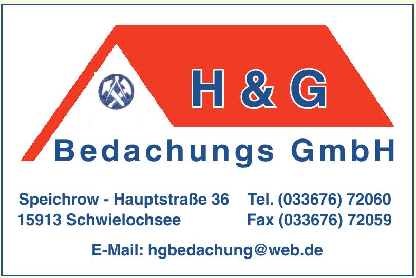 H & G Bedachungs GmbH