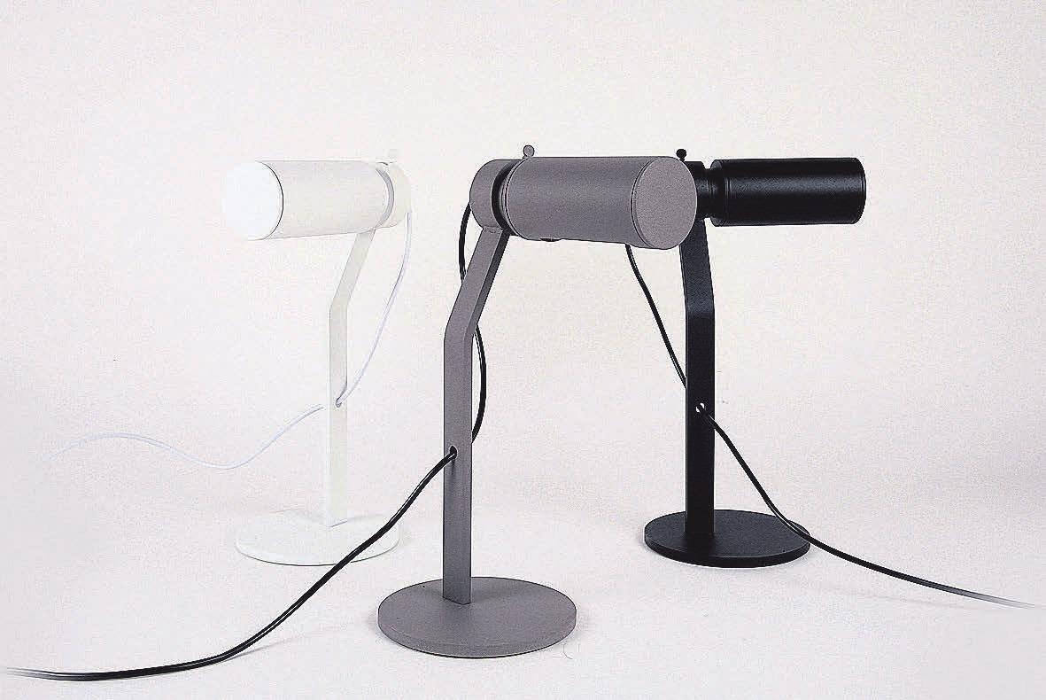 Besonders am Arbeitsplatz sind Tischlampen hilfreich.