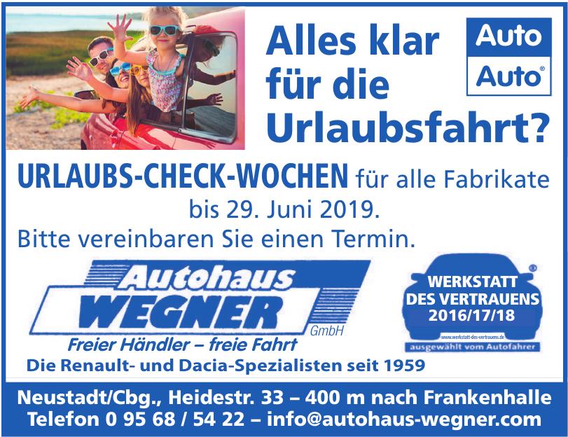 Autohaus Wegner GmbH