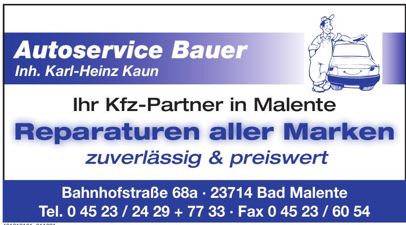 Autoservice Bauer