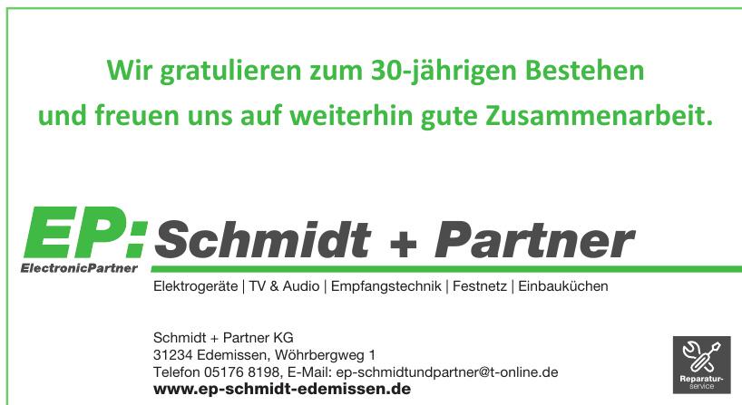 EP: Schmidt + Partner KG