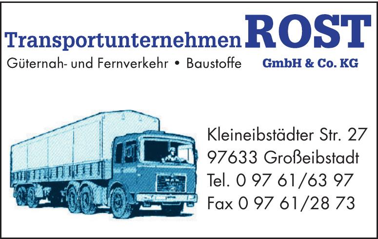 Transportunternehmen Rost GmbH & Co.KG