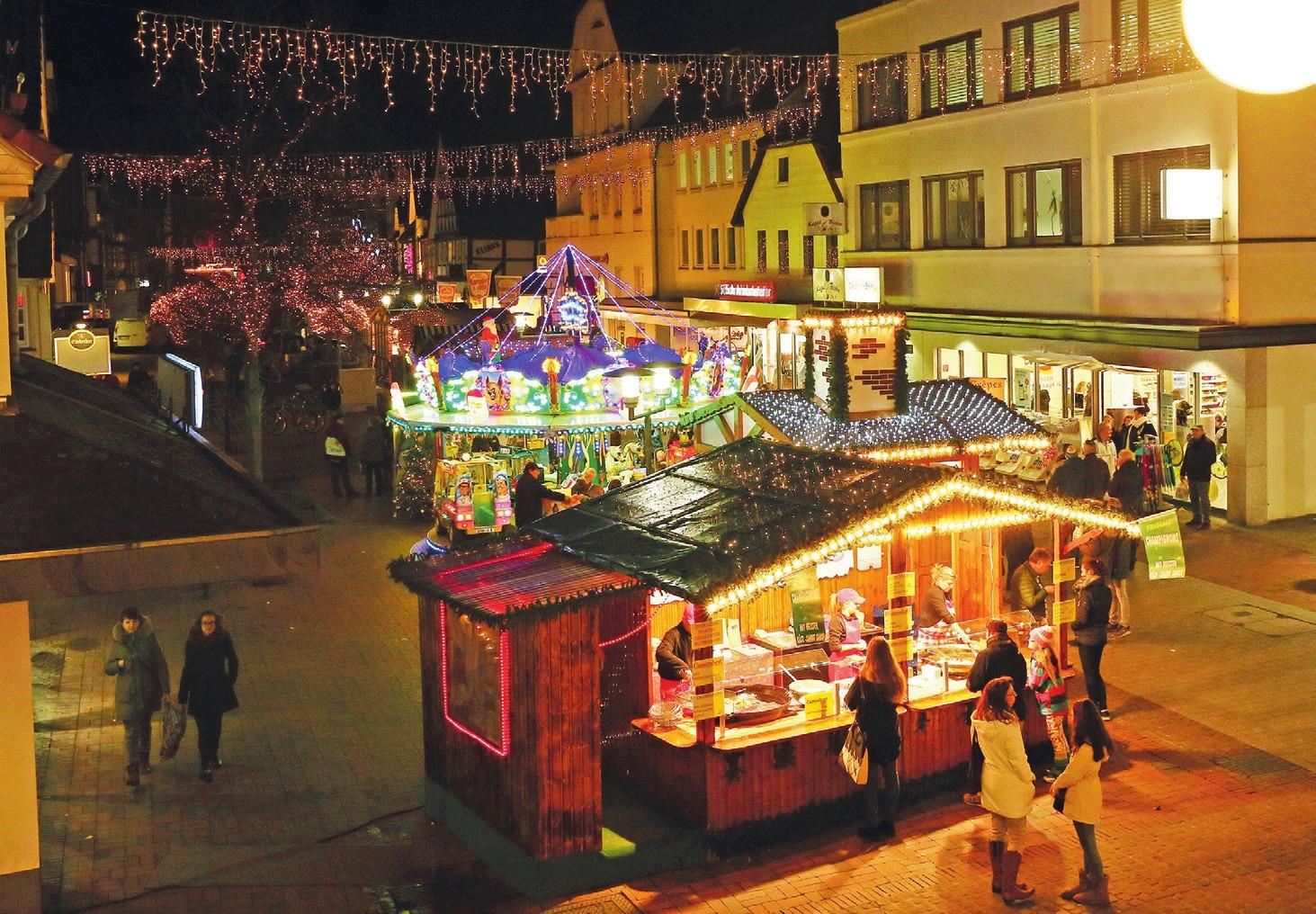 Märchenhaftes Wintervergnügen in der City - Neues aus ...