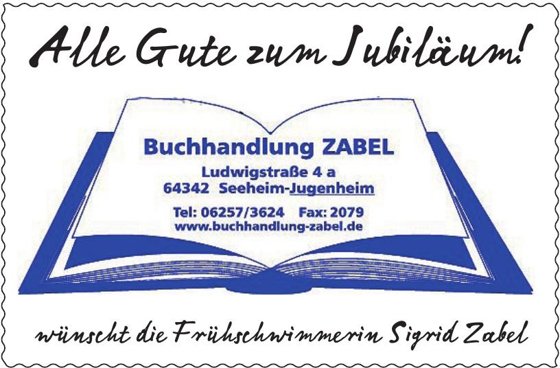 Buchhandlung Zabel