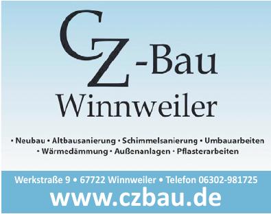 CZ-Bau Winnweiler