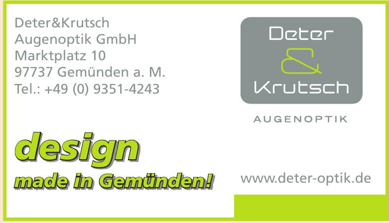 Deter & Krutsch Augenoptik GmbH