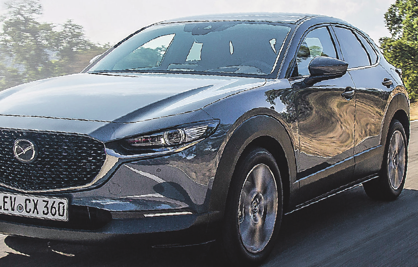 Mazda stößt mit dem CX-30 in ein neues Marktsegment vor. Ab Ende September ist er verfügbar