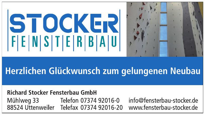 Richard Stocker Fensterbau GmbH