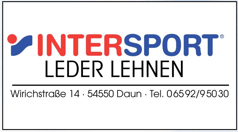 Intersport Leder Lehnen