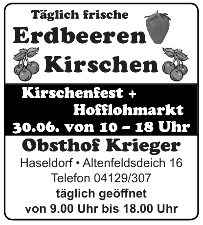 Obsthof Krieger