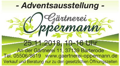 Gärtnerei Oppermann