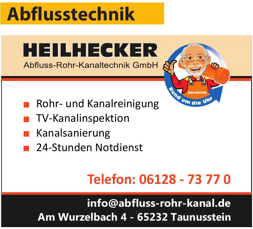 Heilhecker Abfluss-Rohr-Kanaltechnik GmbH