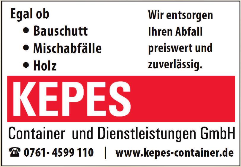 Kepes Container und Dienstleistung GmbH